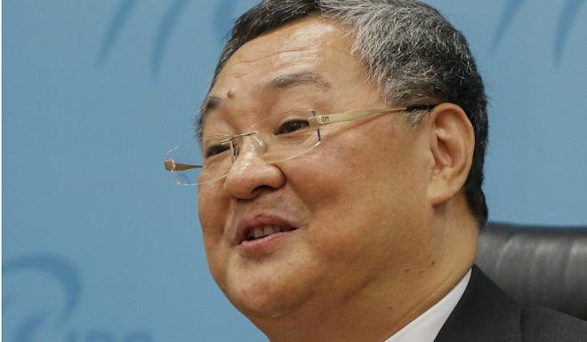 Fu Cong, who heads the Chinese foreign ministry's arms control department, says the US cannot expect China to be transparent in doctrine and numbers. Photo: AP