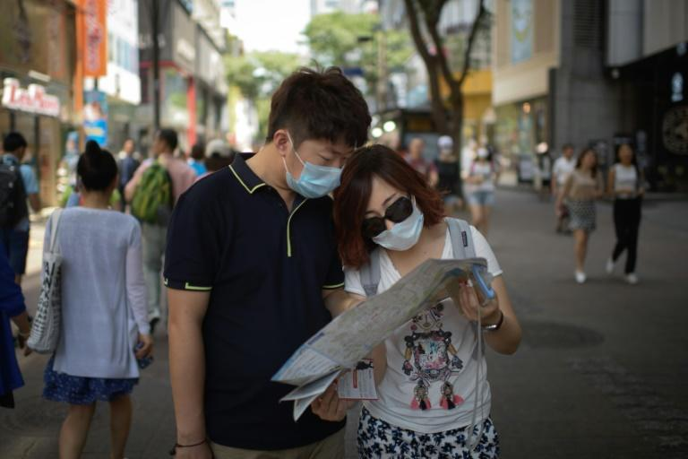The number of tourists in June plunged 41 percent from a year earlier to 750,925, the Korea Tourism Organisation said