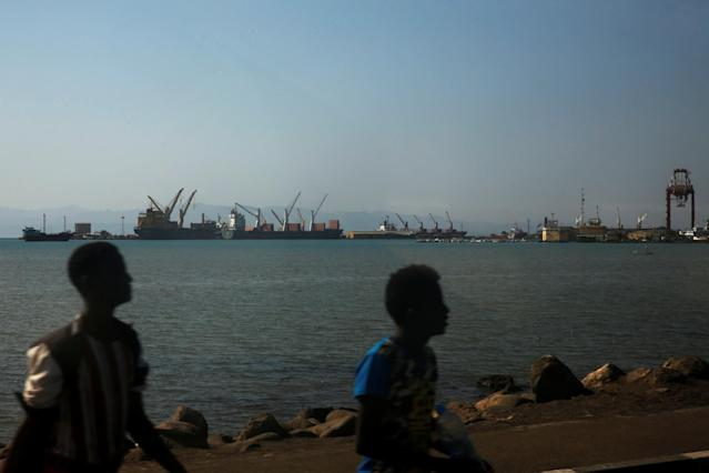 <p>No. 6 (tie): Djibouti<br>Projected GDP growth: 7 per cent<br>(Reuters) </p>