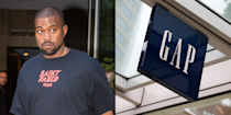 """<p>Before he was designing his own Yeezy collections, Kanye worked as a sales associate at the Gap during his teen years. """"It's funny that I worked at the Gap in high school, because in my past 15 years it seems like that's the place I stood in my creative path — to be the gap, the bridge,"""" Kanye told <em><a href=""""http://www.papermag.com/kanye-west-in-his-own-words-1427550639.html"""" rel=""""nofollow noopener"""" target=""""_blank"""" data-ylk=""""slk:Paper"""" class=""""link rapid-noclick-resp"""">Paper</a> </em>in 2015. He also talked about his time there in the song """"Spaceship"""" from <em>Graduation</em>. </p>"""