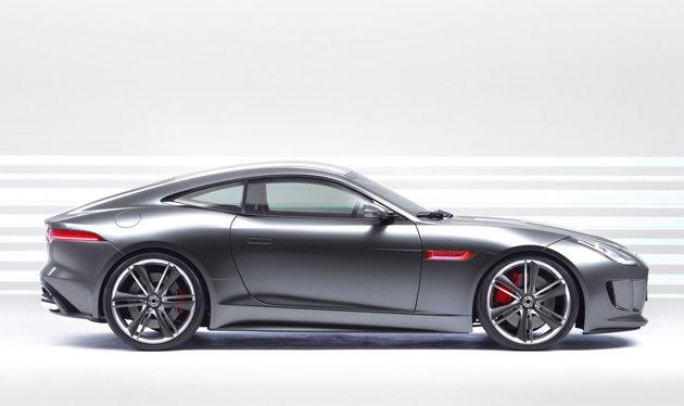 The new F-Type, due out next year as a 2014 model, is supposed to recapture the sports-car heritage the company used to have with its C-Type, D-Type and E-Type sports cars. Production prototypes have had a supercharged V6 engine and are small and light enough to, ostensibly, at least, compete against cars like the Aston Martin V8 Vantage, Ferrari 458 Italia and Porsche 911.