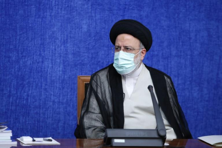 Ultraconservative former judiciary chief Ebrahim Raisi was elected Iranian president in June