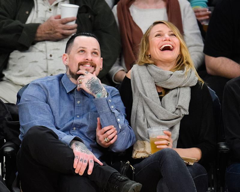 Surprise! Cameron Diaz and Benji Madden Secretly Welcomed a Baby Girl