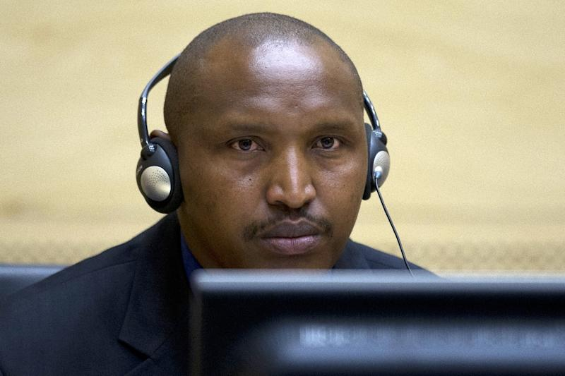 Rwandan-born Congolese warlord Bosco Ntaganda faces 18 charges of war crimes and crimes against humanity at his highly-anticipated trial before the International Criminal Court in The Hague, Netherlands (AFP Photo/Peter Dejong)