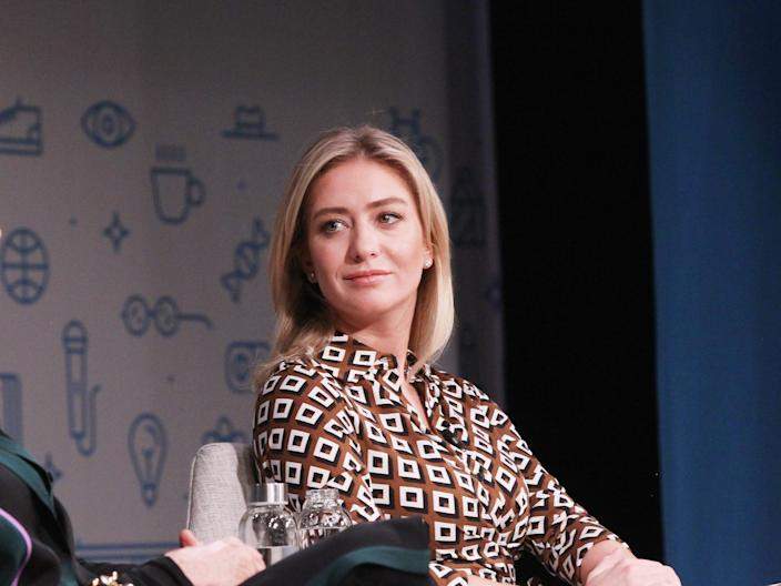 "Whitney Wolfe Herd. <p class=""copyright"">Photo by Bennett Raglin/Getty Images for Fast Company</p>"