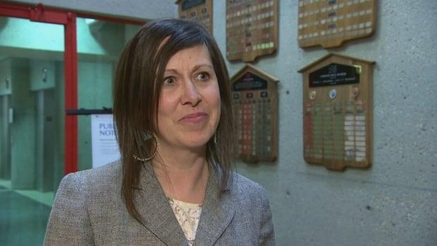 Edmonton Public School Board Chair, Trisha Estabrooks, said the current trajectory of COVID-19 variant cases in the school division concerns her.