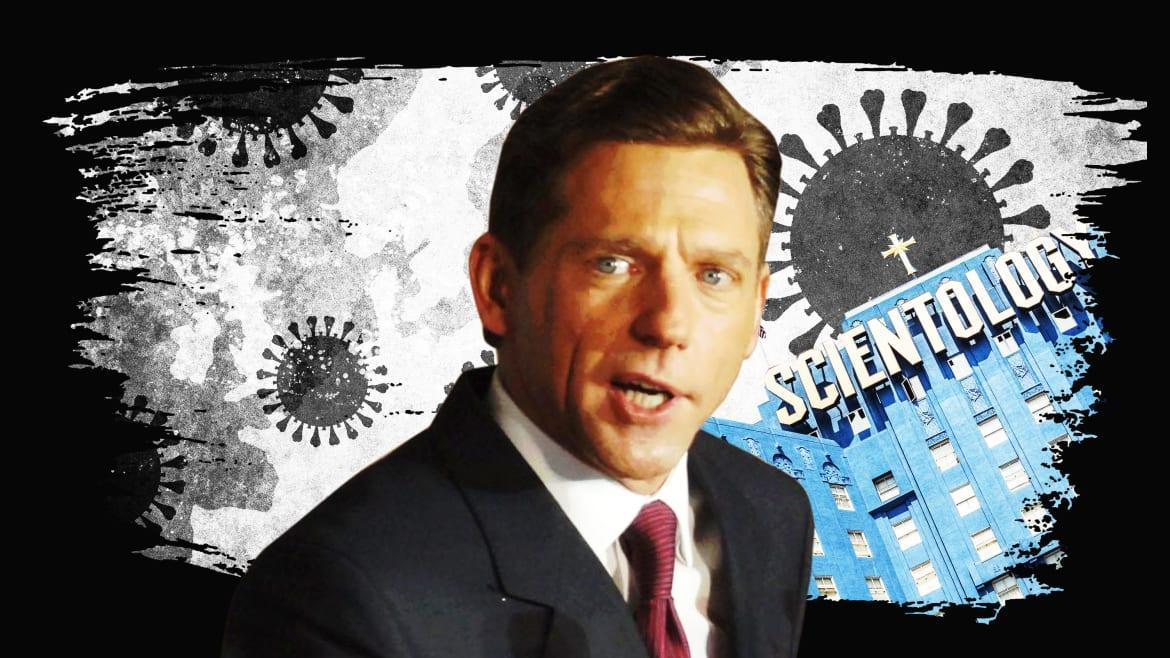 Scientology Chief David Miscavige Is a Coronavirus Denier, Says Top Critic