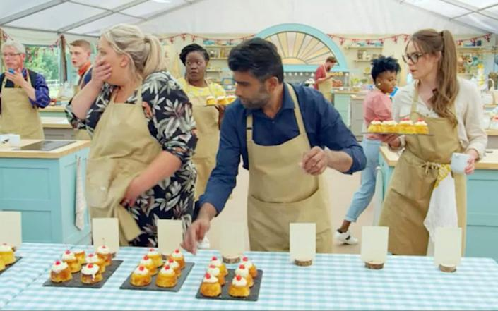 Bake Off 2020 has turned out to be a huge production success, with all the familiar ingredients - Love Productions