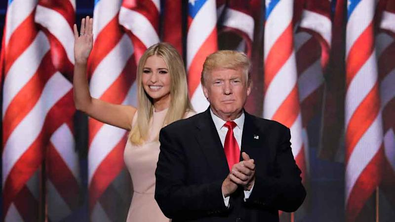 "Trump's Decision To Bomb Syria Influenced by ""Heartbroken"" Ivanka"
