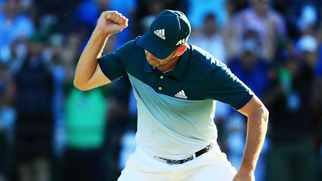 A thrilling finish to the final round of the 2017 Masters saw Sergio Garcia beat Justin Rose in a play-off to triumph at Augusta National.