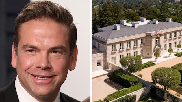LA mansion sells for about $150 million, sets state record