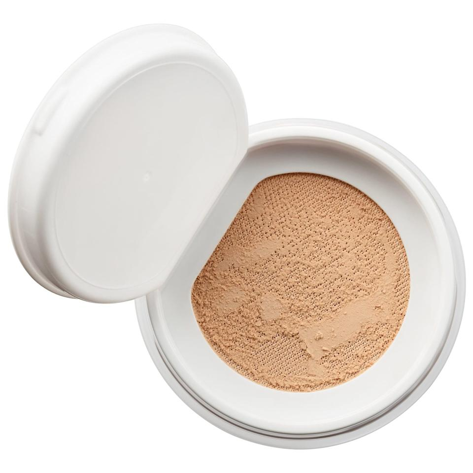 "<p>This top-rated <a href=""https://www.popsugar.com/buy/Milk-Makeup-Blur-Set-Matte-Loose-Setting-Powder-587079?p_name=Milk%20Makeup%20Blur%20%2B%20Set%20Matte%20Loose%20Setting%20Powder&retailer=sephora.com&pid=587079&price=29&evar1=bella%3Aus&evar9=47597630&evar98=https%3A%2F%2Fwww.popsugar.com%2Ffashion%2Fphoto-gallery%2F47597630%2Fimage%2F47597650%2FMilk-Makeup-Blur-Set-Matte-Loose-Setting-Powder&list1=makeup%2Csephora%2Cbeauty%20shopping&prop13=api&pdata=1"" class=""link rapid-noclick-resp"" rel=""nofollow noopener"" target=""_blank"" data-ylk=""slk:Milk Makeup Blur + Set Matte Loose Setting Powder"">Milk Makeup Blur + Set Matte Loose Setting Powder</a> ($29) uses avocado powder to smooth skin while hyaluronic acid fills in lines so the powder doesn't settle in for a cakey finish, all while absorbing oil.</p>"