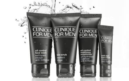 Clinique male grooming kit