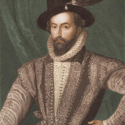 Elizabethan adventurer Sir Walter Raleigh was born in East Budleigh - Credit: Stock Montage
