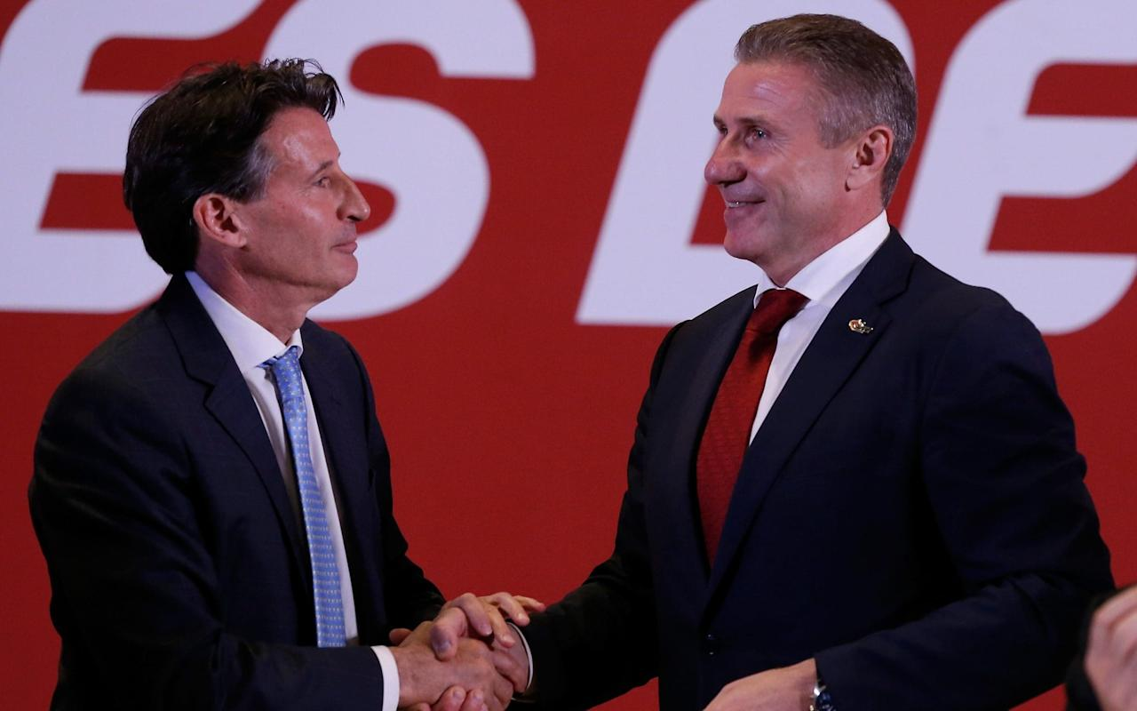 IAAF vice-president Sergey Bubka alleged to have wired dollars to disgraced Olympic official