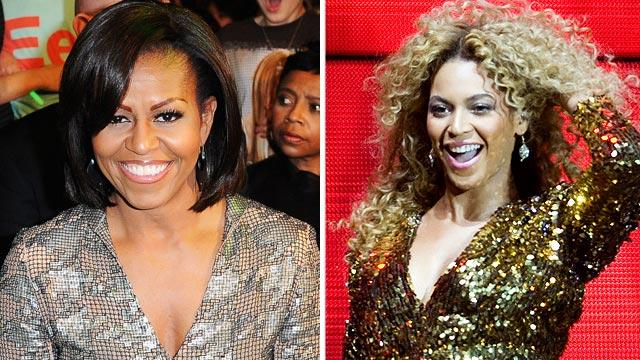 Beyonce Pens Love Letter to Michelle Obama (ABC News)