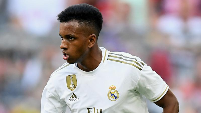 Tite defends Rodrygo's lack of playing time with Brazil