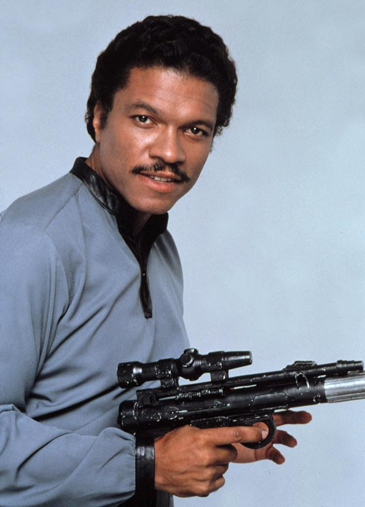 Billy Dee Williams as Lando in 'The Empire Strikes Back' (Photo: Everett/Lucasfilm)