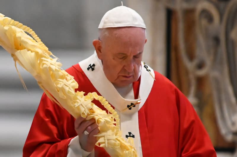 Pope starts fund to help poorer countries deal with coronavirus