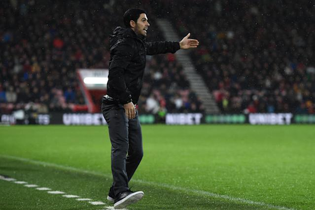 Mikel Arteta, Manager of Arsenal (Credit: Getty Images)
