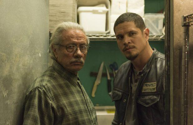 Kurt Sutter Defends 'Mayans MC' Violence, Says Superhero Films Get Off Easy 'Because It's Done With Lasers by F–ing Pretty Folks in Tights'