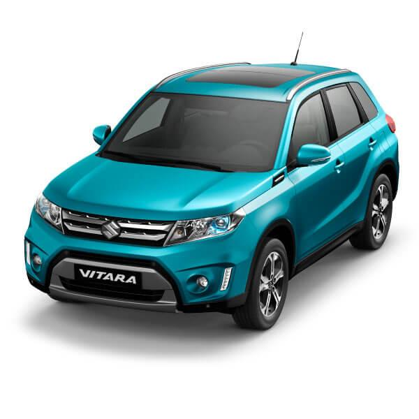 Cheapest Cars in the Philippines Under P1 Million - Suzuki Vitara