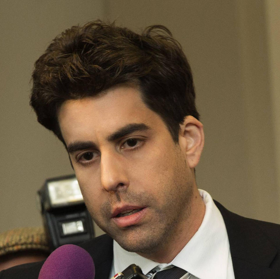 "Adam Goldberg stars as Howard K. Stern in the Lifetime Original Movie, ""Anna Nicole."""