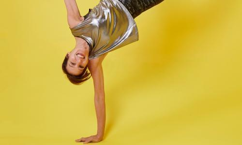 Fit in my 40s: want to dance like Billie Eilish? There's an online dance tutorial for that