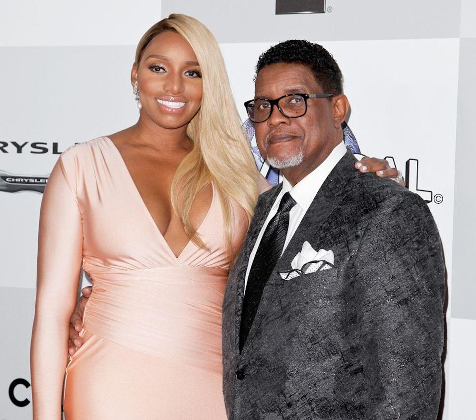 NeNe Leakes husband Gregg diagnosed with cancer: Our new
