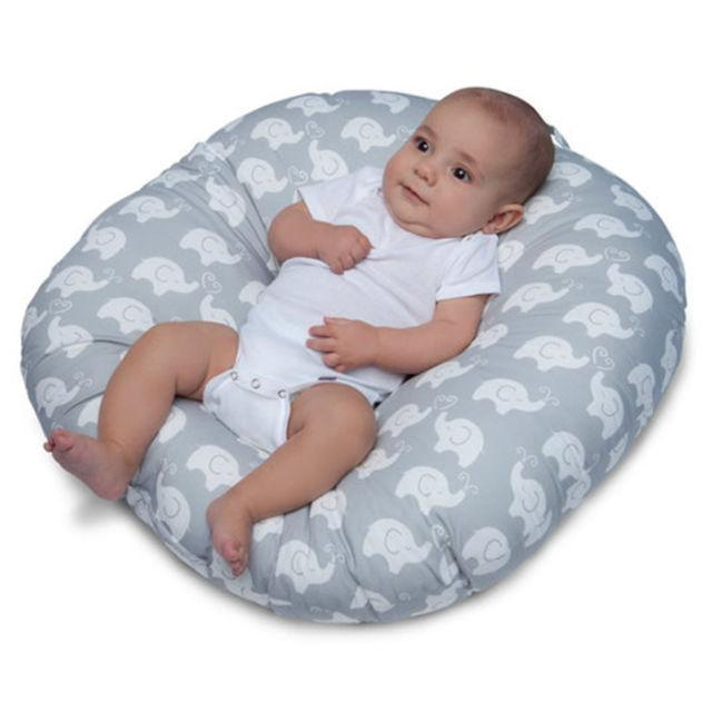 """<p>All mothers-to-be need a Boppy on hand for their newborns. The pillow gives babies a cozy, hands-free place to hang out so mama can actually get things done. <em>(Newborn lounger, BOPPY, $30)</em></p><p><a rel=""""nofollow noopener"""" href=""""https://shop.boppy.com/b2c/Product/030.20_4300116K.20_WEB/Boppy_reg%3b_Newborn_Lounger.aspx"""" target=""""_blank"""" data-ylk=""""slk:BUY NOW"""" class=""""link rapid-noclick-resp"""">BUY NOW</a></p>"""