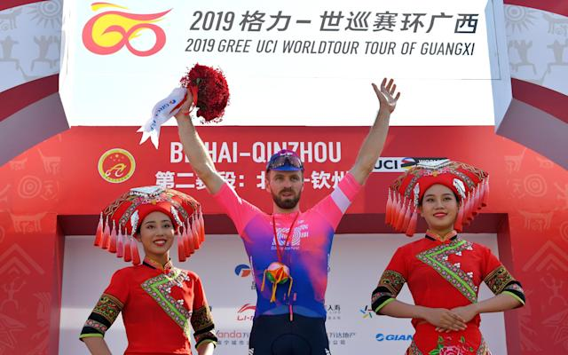 Gree-Tour of Guangxi 2019, stage two – full results and standings - 2019 Getty Images