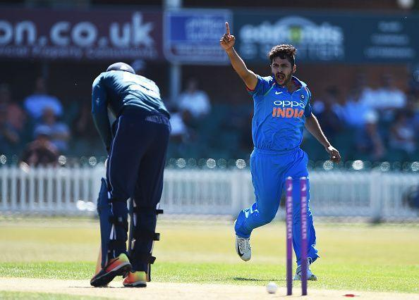Shardul Thakur has another opportunity to impress