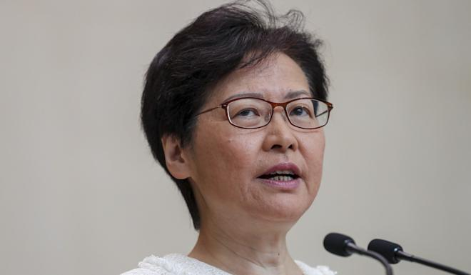 Chief Executive Carrie Lam first proposed the bill in her policy address last year. Photo: Sam Tsang
