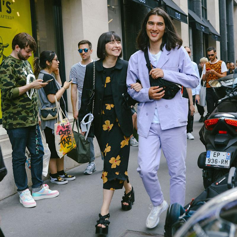The 8 Street Style Trends We Saw Outside the Spring 2019 Menswear