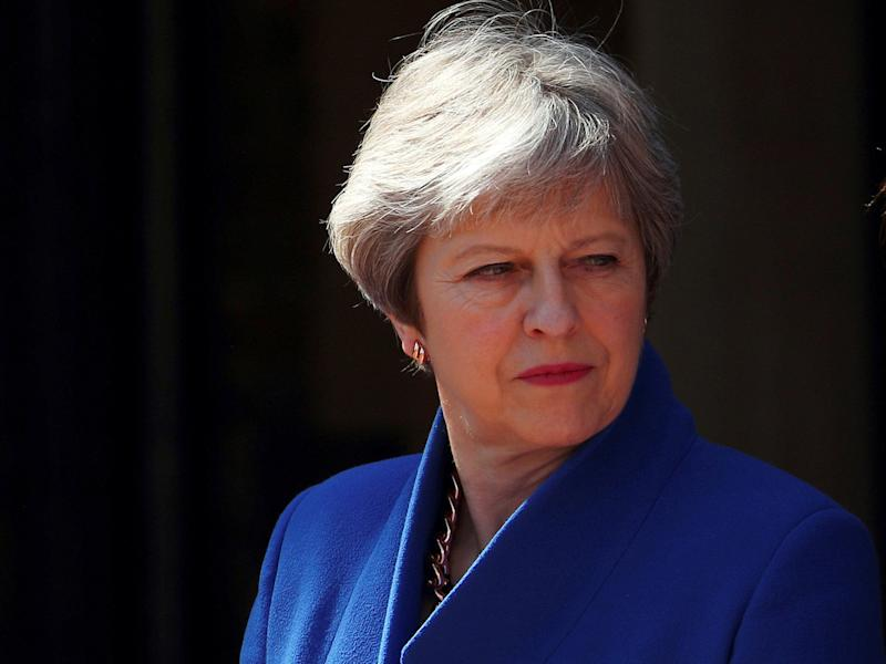 Theresa May refused the man's asylum claim in 2015 and wants him sent back to Afghanistan: Reuters