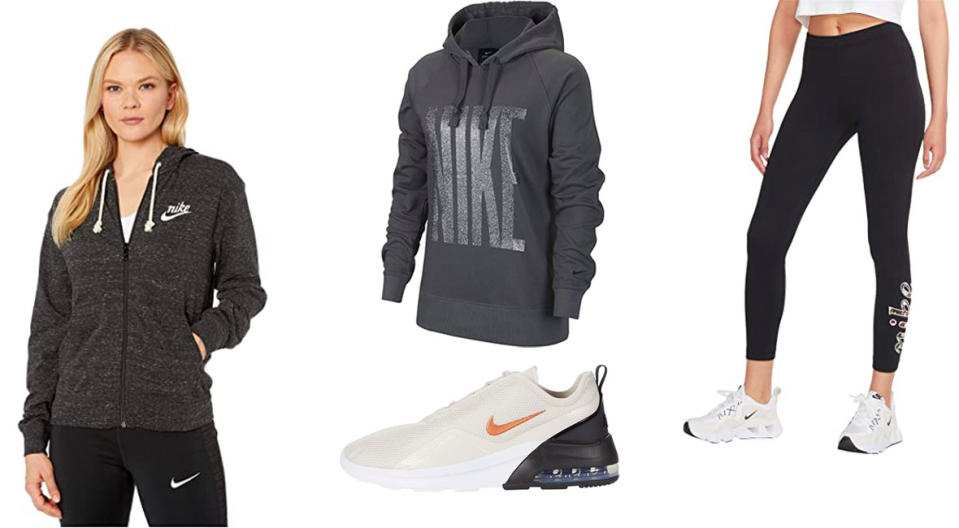 Get your activewear fix with these Nike deals. (Photo: Zappos)