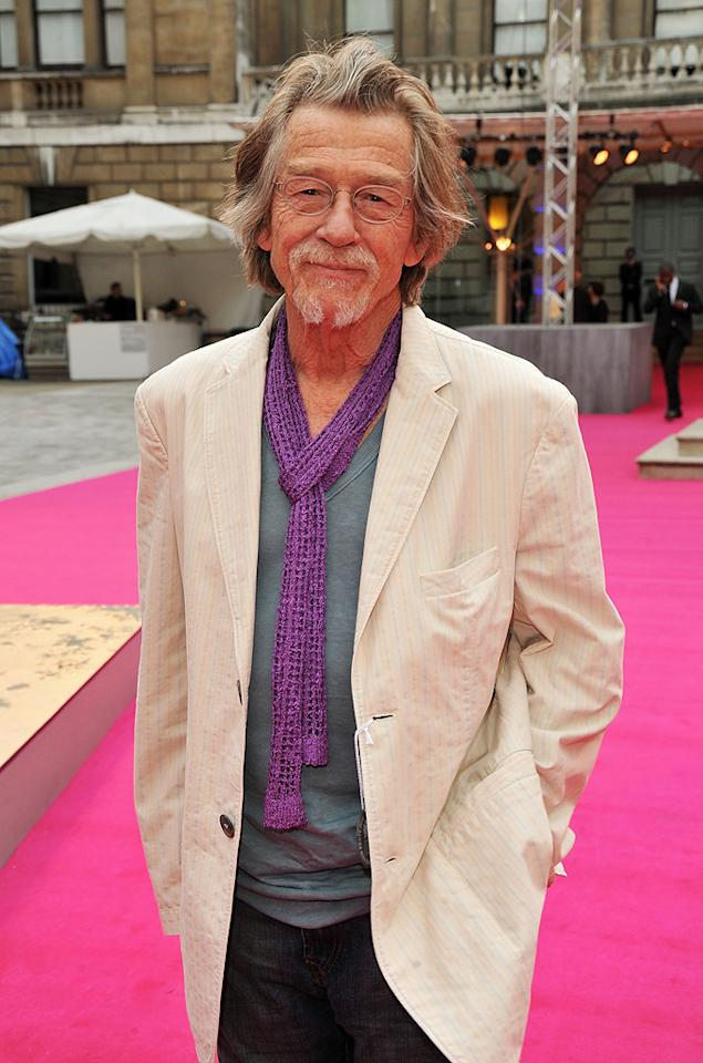 "January 22: John Hurt turns 71 Jon Furniss/<a href=""http://www.wireimage.com"" target=""new"">WireImage.com</a> - June 9, 2010"