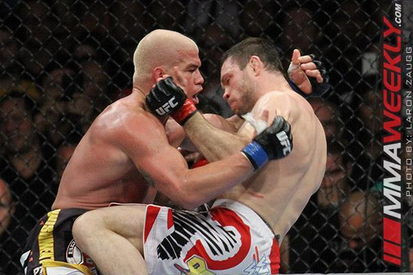 Forrest Griffin Leaves a Lasting Legacy