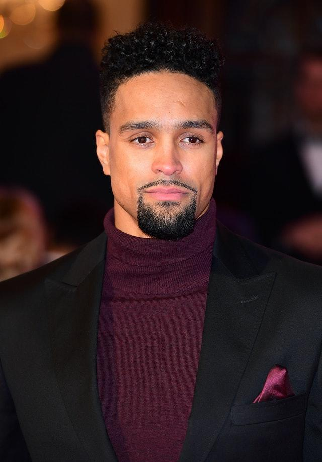 Ashley Banjo from Diversity was phoned by Meghan and Harry after their BLM tribute performance. Ian West/PA Wire