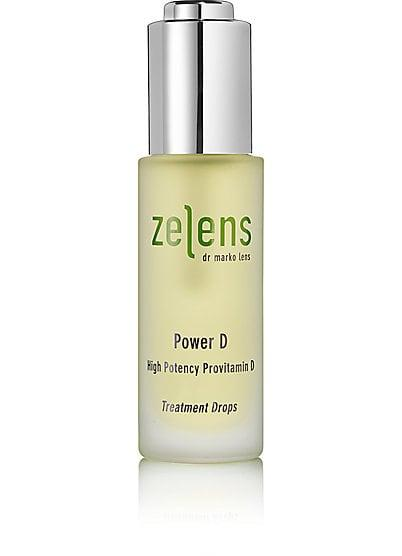 """<p><strong>Zelens</strong></p><p>barneys.com</p><p><strong>$185.00</strong></p><p><a rel=""""nofollow"""" href=""""https://www.barneys.com/product/zelens-power-d-treatment-drops-30ml-504512495.html"""">Shop Now</a></p><p>Provitamin D proves a game-changer for anyone whose skin is looking a little worse for the wear, whether that's because of acne, rosacea or dryness - any kind of irritation. Think of this like a protective coating for your skin, banishing environmental aggressors and reinforcing a healthy lipid barrier. Simply put: your skin will be healthier no matter when you use this. <em></em></p>"""
