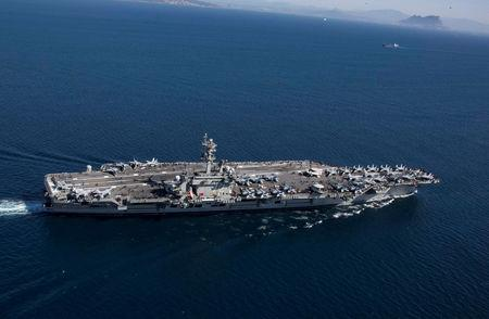 USA deploying carrier, bomber task force in response to Iran actions