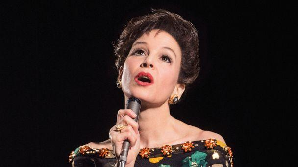 PHOTO: Renee Zellweger as Judy Garland in the upcoming film 'JUDY.'<p>(LD Entertainment and Roadside Attractions<p>)