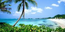 """<p>The beaches of <a href=""""https://www.bestproducts.com/fun-things-to-do/g3153/best-bahamas-resorts/"""" rel=""""nofollow noopener"""" target=""""_blank"""" data-ylk=""""slk:Nassau"""" class=""""link rapid-noclick-resp"""">Nass<del>a</del>u</a>, such as Cable Beach, are definitely a major draw, especially for those who like to snorkel or go scuba diving. Some of the top diving spots include Trinity Cave and the Blue Hole, a deep natural hole with large schools of tropical fish. <br></p><p><a class=""""link rapid-noclick-resp"""" href=""""https://go.redirectingat.com?id=74968X1596630&url=https%3A%2F%2Fwww.tripadvisor.com%2FHotel_Review-g147417-d507175-Reviews-The_Royal_at_Atlantis_Autograph_Collection-Paradise_Island_New_Providence_Island_Bahama.html&sref=https%3A%2F%2Fwww.redbookmag.com%2Flife%2Fg34756735%2Fbest-beaches-for-vacations%2F"""" rel=""""nofollow noopener"""" target=""""_blank"""" data-ylk=""""slk:BOOK NOW"""">BOOK NOW </a> Atlantis Paradise Island</p><p><a class=""""link rapid-noclick-resp"""" href=""""https://go.redirectingat.com?id=74968X1596630&url=https%3A%2F%2Fwww.tripadvisor.com%2FHotel_Review-g147416-d181641-Reviews-Sandals_Royal_Bahamian_Spa_Resort_Offshore_Island-Nassau_New_Providence_Island_Bahamas.html&sref=https%3A%2F%2Fwww.redbookmag.com%2Flife%2Fg34756735%2Fbest-beaches-for-vacations%2F"""" rel=""""nofollow noopener"""" target=""""_blank"""" data-ylk=""""slk:BOOK NOW"""">BOOK NOW </a> Sandals Royal Bahamian</p>"""