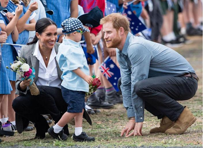 Royal baby rumours are in full swing from name predictions to the possibility of twins [Photo: Getty]