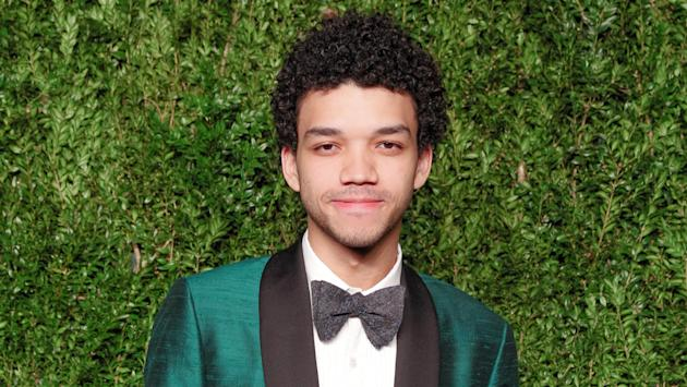 Justice Smith Joins the Cast