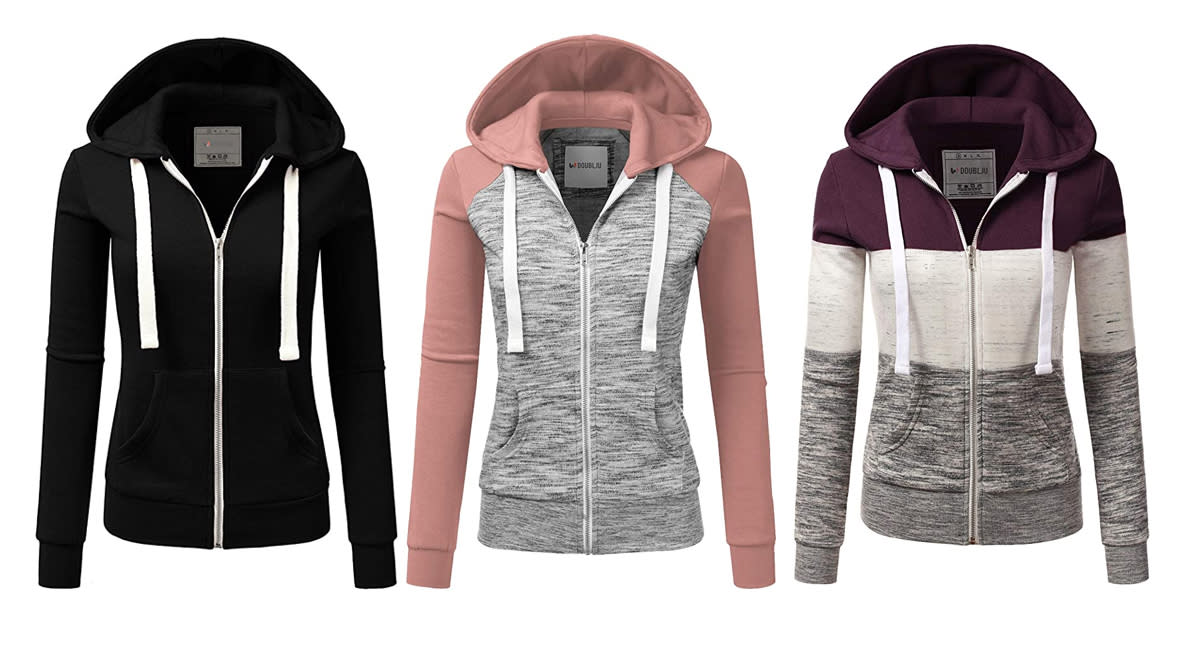How cute are these hoodies? Spoiler alert: Very! (Photo: Amazon)