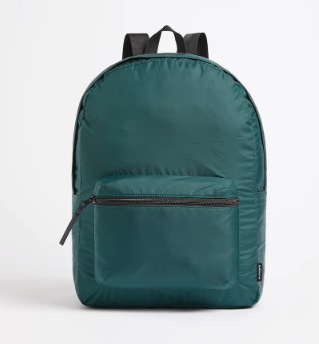 The Wheels-Up Packable Rucksack