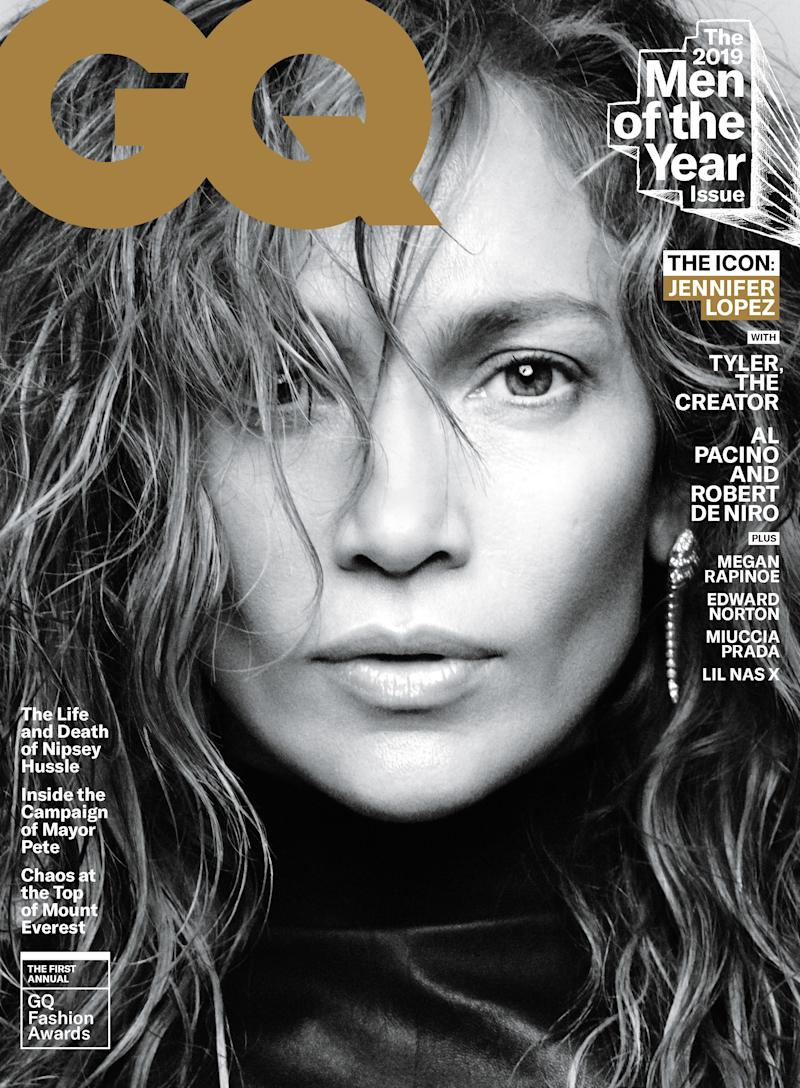 Jennifer Lopez is GQ's Icon of the Year. Click here to subscribe to GQ.