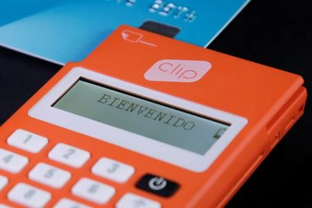 A device from Mexican payments startup Clip is seen in this picture illustration taken in Mexico City