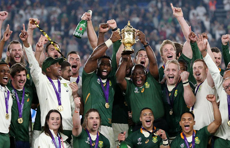 South Africa are the world champions but have played only one Test since winning the 2019 World Cup (PA) (PA Archive)